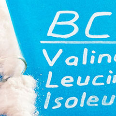 BCAA(分岐鎖アミノ酸)